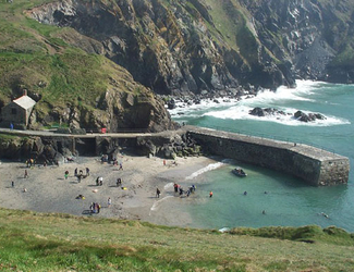 Stay Guide Cornwall Dog Friendly Beaches Pet Allowed